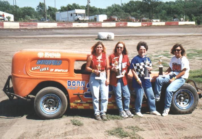 Peoria Oldtimers Racing Club - Past Oldtimers Days